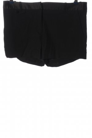 Zara Hot Pants schwarz Business-Look
