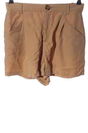 Zara Hot Pants nude Casual-Look