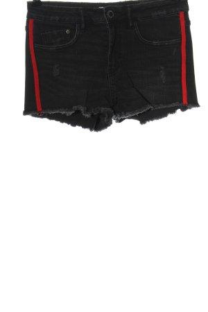 Zara Hot Pants schwarz Elegant