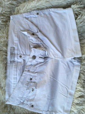 Zara Hot Pants Weiß Festival