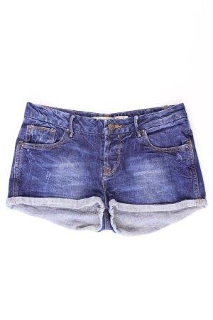 Zara Hotpants blau Größe 36