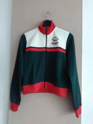 Zara hübsche Jacke aus 75% Baumwolle, Sport-Styl, Grösse S, neu