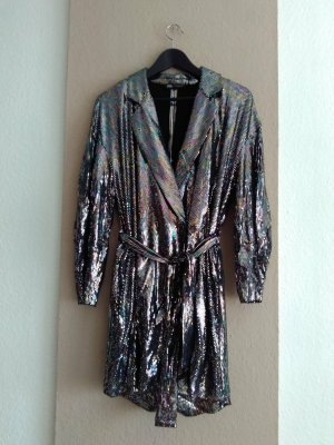Zara hübscher metallisierter Jumpsuit, Grösse L, neu