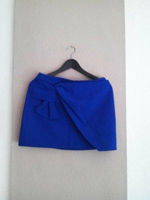 Zara hübscher Minirock mit Schleife, Größe M, neu