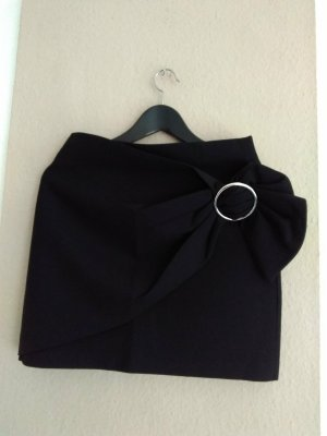 Zara hübscher Minirock mit Schleife, Größe S, neu