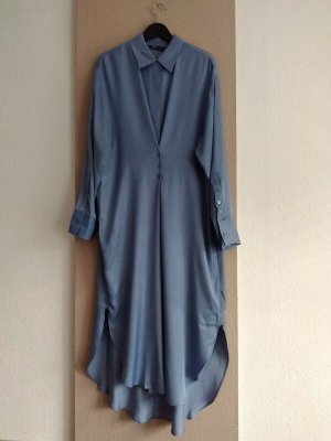 Zara hübsches Hemdblusenkleid aus 100% Viskose, Grösse L oversize, neu