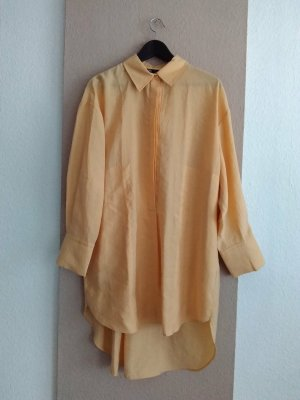 Zara Hübsches Hemdblusenkleid aus 85% Lyocell, Grösse M oversize, neu