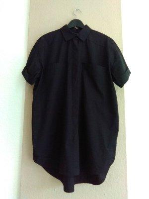 Zara hübsches Hemdblusenkleid aus Baumwolle, Grösse L, neu