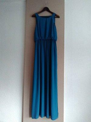 Zara hübsches langes Kleid mit Cut-Out Detail, Grösse M