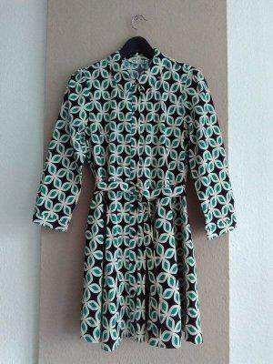 Zara hübsches Mini-Hemdblusenkleid aus 100% Baumwolle, Grösse S, neu