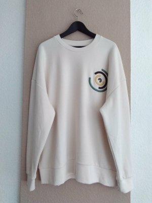 Zara hübsches Sweatshirt aus 73% Baumwolle, Grösse XL, neu