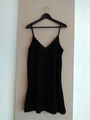Zara hübsches Trägerkleid in schwarz, Größe M, neu