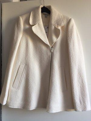 Zara Long Jacket natural white