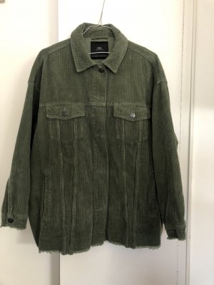 Shirt Jacket olive green-dark green