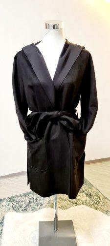 Zara / Jacke aus Fake Leder Imitat/ Größe M/ Schwarz