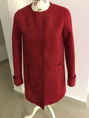 Zara Jacke/ Blazer gr.34 XS in Rot