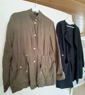 Zara Jacke + H&M Jacke im Set