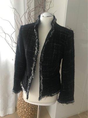 Zara Jacke im Chanel Stiefel Gr 38
