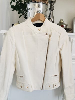 Zara-Jacke / leichter Cremeton / Gr. M / NEU