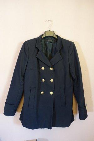 Zara Military Jacket multicolored mixture fibre