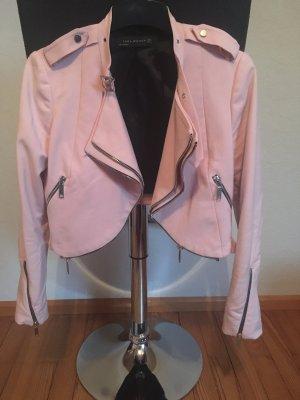 Zara Jacke rosa