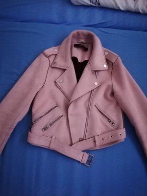 Zara Short Jacket pink