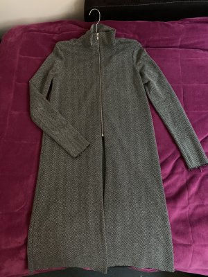 Zara Giacca-camicia argento-antracite