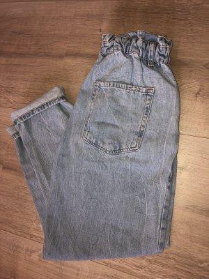 Zara Baggy Jeans light blue