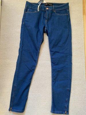 Zara Basic Skinny Jeans multicolored
