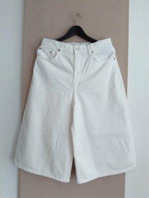 Zara Jeans Bermuda-Shorts, the 70s Bermuda, Grösse 40, neu