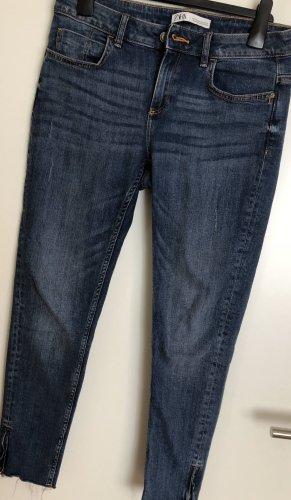 Zara Jeans blau
