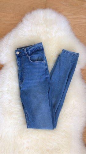Zara Jeans blau S