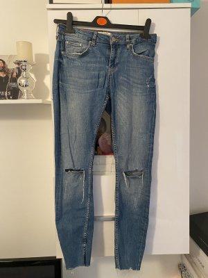 Zara Jeans Damen 38 Skinny