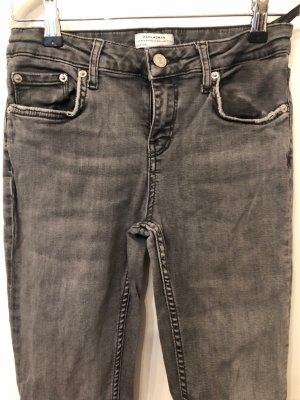 Zara Jeans destroyed Look Gr. 36