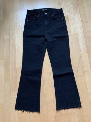 Zara Stretch jeans zwart