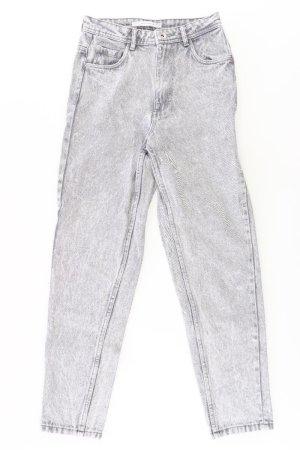 Zara Jeans Größe 32 grau