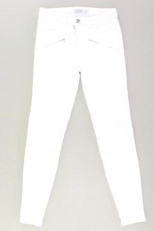 Zara Jeans bianco sporco