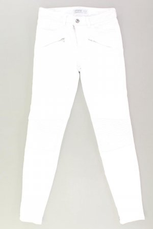 Zara Jeans Größe 34 weiß