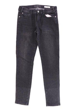Zara Jeans Größe 40 grau aus Baumwolle