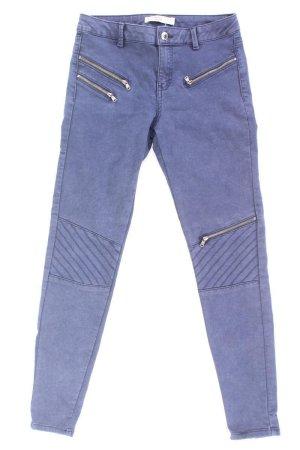 Zara Jeans Größe S blau