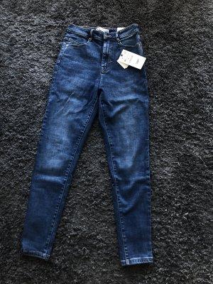 Zara Jeans (Highwaist) Gr. 38