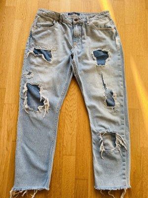 ZARA Jeans Hose 42