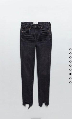 Zara Skinny jeans blauw