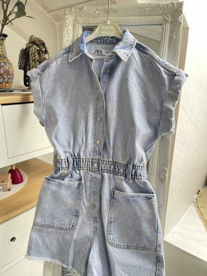 Zara Jeans Jumpsuit Gr. 34