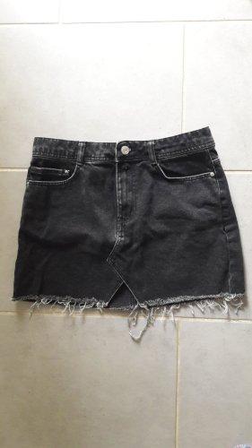 Zara Jeans Minirock