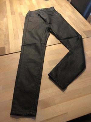 Zara Jeans mit Beschichtung 40