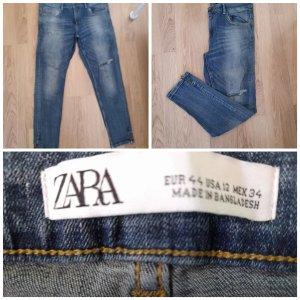 Zara Jeans mit Cut