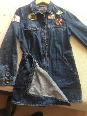 Zara Jeans Overall