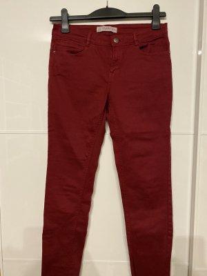 Zara Jeans rot