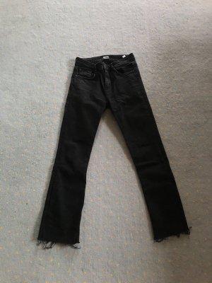 Zara Jeans schwarz in 34xs sehr gut